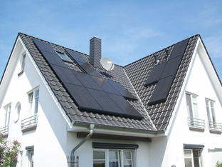 4,5 kWp Anlage in Lilienthal