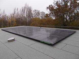 9,9 kWp Anlage auf KITA