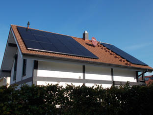 6,2 kWp-Anlage in Worpswede