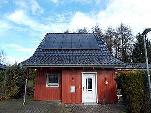 5,76 kWp Anlage in Hambergen