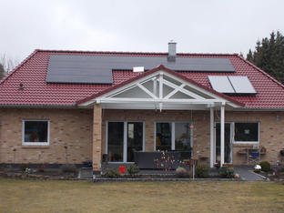 5,12 kWp Anlage in Vollersode