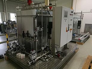 Filtrationsanlage