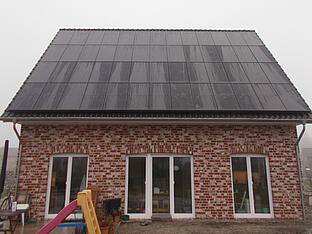 16,64 kWp Anlage in Sittensen